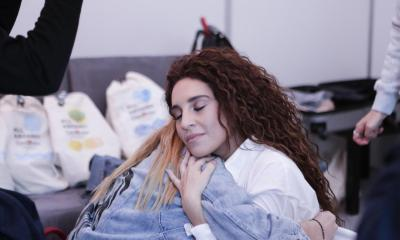 πρώτη πρόβα της Ελλάδας στη Eurovision