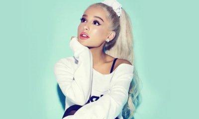 Ariana Grande με κοντά μαλλιά