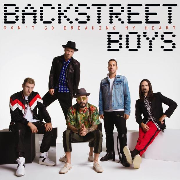 Οι Backstreet Boys επιστρέφουν μετά από 5 χρόνια