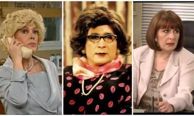 7 χαρακτηριστικές μαμάδες της ελληνικής τηλεόρασης
