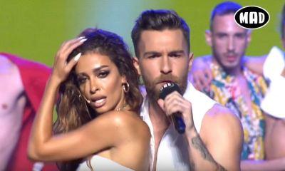 αποσπάσματα από όλες τις εμφανίσεις των Mad Video Music Awards