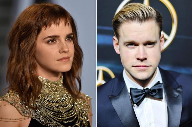 Emma Watson και ο Chord Overstreet