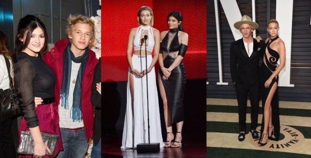 Celebrities που έκαναν σχέση με πρώην των φίλων τους