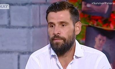Μουρούτσος μίλησε για την συμπεριφορά του απέναντι στην Σπυροπούλου