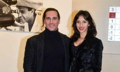 Άνθιμος Ανανιάδης και η Μαρία Νεφέλη Γαζή στο αστυνομικό τμήμα