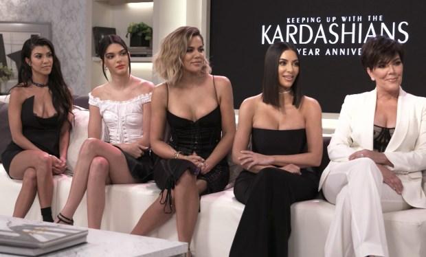 κατάρα των Kardashian