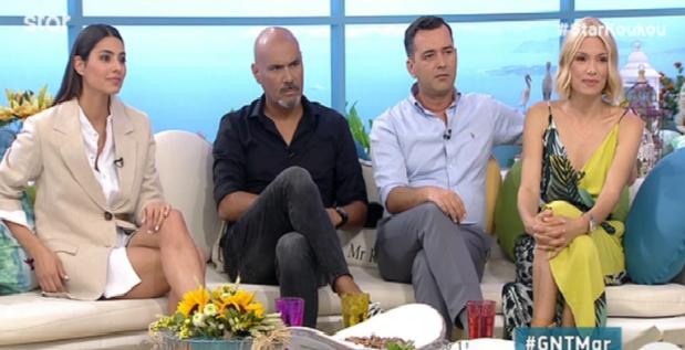 Καγιά αποκάλυψε ποιος θα είναι ο πιο αυστηρός κριτής του Greece's Next Top Model