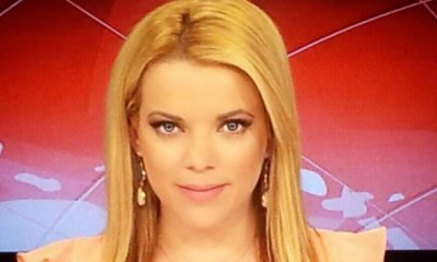 δημοσιογράφος Νατάσα Βαρελά