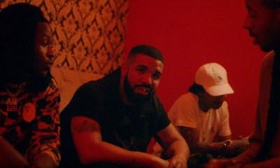 In My Feelings βίντεο κλιπ του Drake