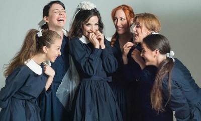 Κατερίνα Γερονικολού στο ρόλο της Αλίκης Βουγιουκλάκη