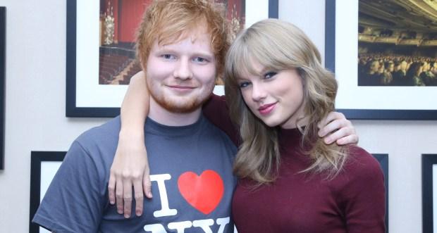 βίντεο της Taylor Swift και του Ed Sheeran