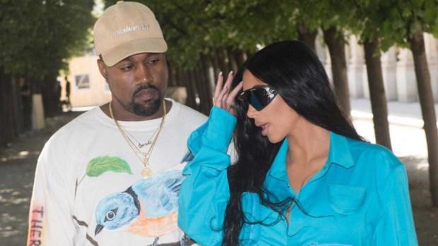 γελοίο λόγο που η Kim τσακώθηκε με τον Kanye