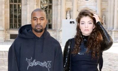 Kanye West αντέγραψε την Lorde