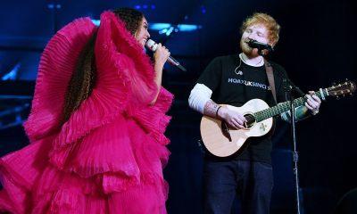 Beyonce και Ed Sheeran