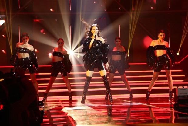 Ελένη Φουρέιρα «άναψε φωτιές» στον Ισπανικό τελικό της Eurovision