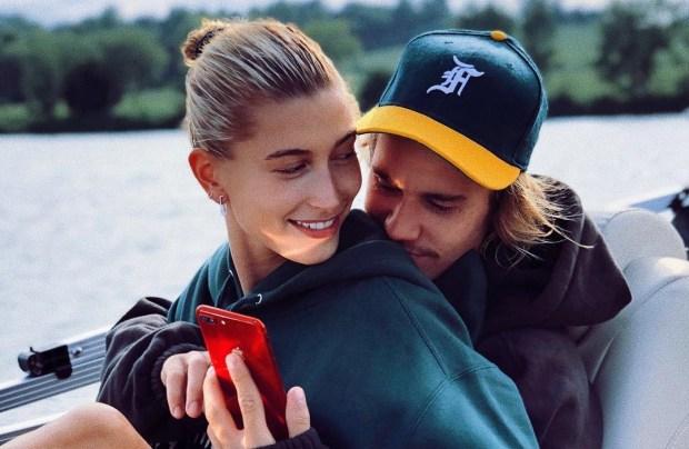 Justin Bieber και η Hailey Baldwin