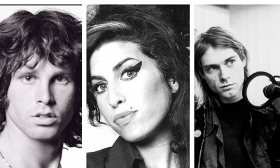 Jim Morrison, Amy Winehouse, Kurt Cobain και άλλοι θρύλοι της μουσικής ζωντανεύουν μέσα από το Hollywood.