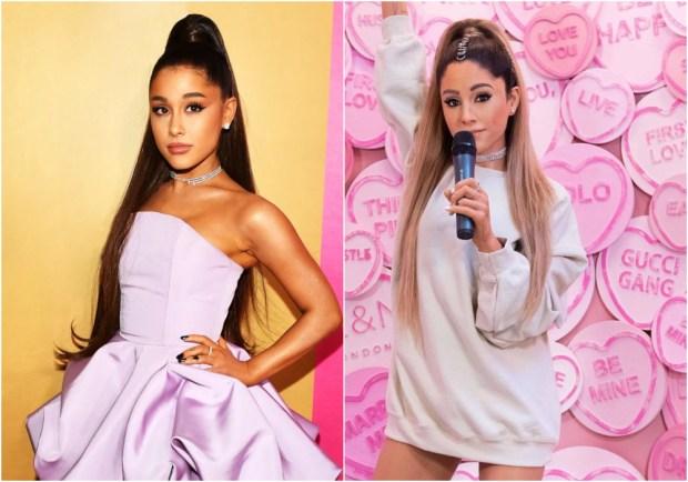 Ariana Grande απέκτησε ένα κέρινο ομοίωμα