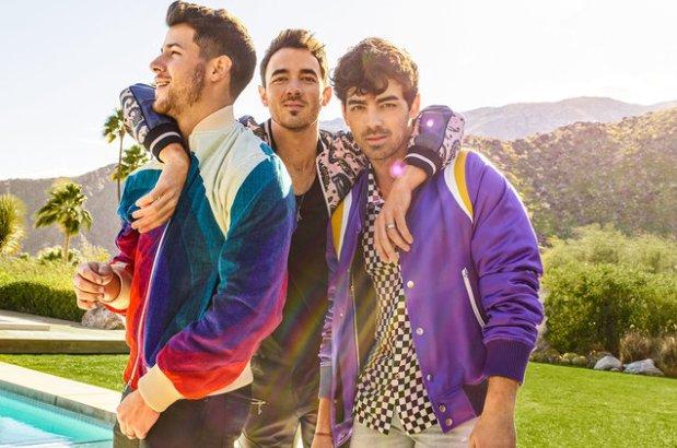 Νick Jonas για Jonas Brothers