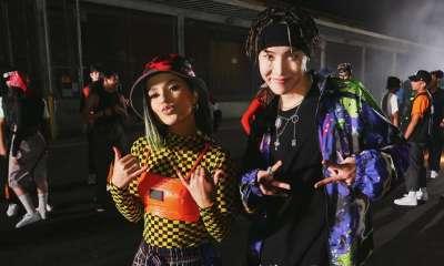 η συνεργασία του J-Hope των BTS και της Becky G
