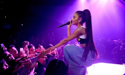 H Ariana Grande ακυρώνει όλα της τα meet and greets με τους θαυμαστές της