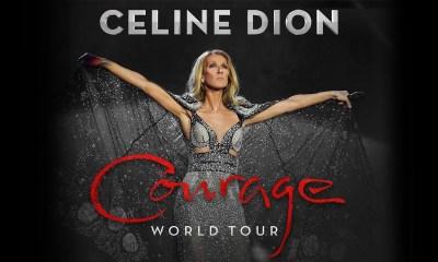 H Celine Dion στην Κύπρο με το Courage Tour