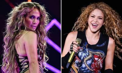 Shakira Jennifer Lopez Super Bowl 2020