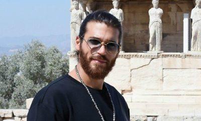 Can Yaman επίσκεψη Ελλάδα