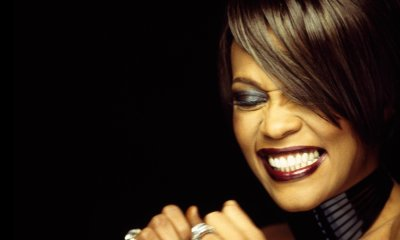 whitney houston world tour