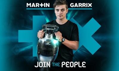 O Martin Garrix θα κυκλοφορήσει το επίσημοτραγούδι του UEFA EURO 2020