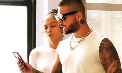 Jennifer Lopez Maluma Marry Me