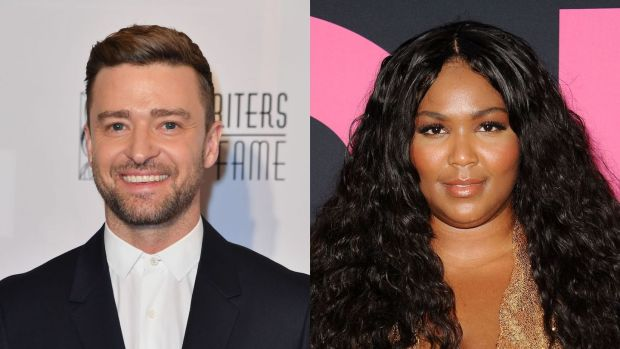 Justin Timberlake Lizzo συνεργασία