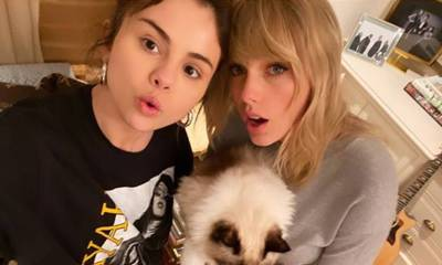 H Taylor Swift και η Selena Gomez γιορτάζουν 10 χρόνια φιλίας