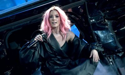 H Halsey παρουσιάζει στο YouTube την προετοιμασία του νέου της album