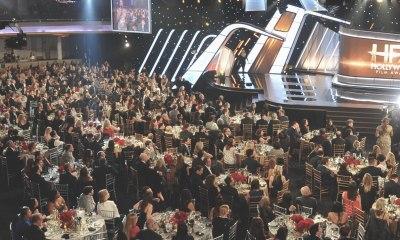 Ο Antonio Banderas και η Renée Zellweger ήταν οι νικητές της βραδιάς