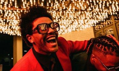 Διπλή επιτυχία στα Βρετανικά charts για τον The Weeknd