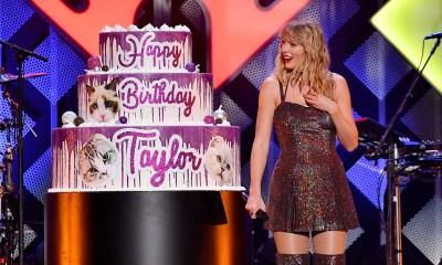 Τα φαντασμαγορικά γενέθλια της Taylor Swift