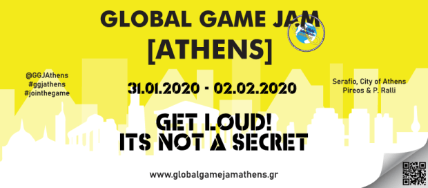 Global Game Jam [Athens] 2020