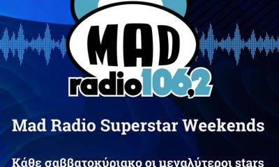 Mad Radio Superstar Weekends