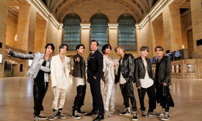 Η ιστορική εμφάνιση των BTS στο Grand Central Station της Νέας Υόρκης, προκάλεσε φρενίτιδα στους fans!
