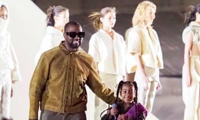 Η North West είναι έτοιμη να ακολουθήσει τα χνάρια του μπαμπά της, Kanye!