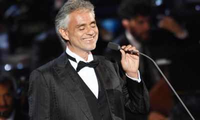 Ο Andrea Bocelli θα εμφανιστεί live από τον άδειο καθεδρικό ναό του Duomo την Κυριακή του Πάσχα!