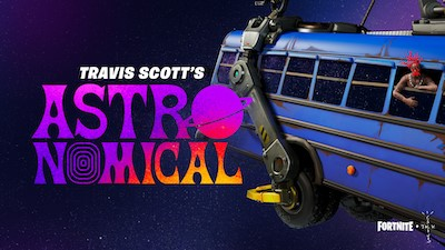 Travis Scott θα κάνει πρεμιέρα νέου single μέσα από το Fortnite