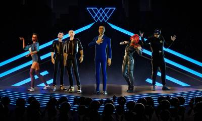 To...avatar του John Legend και άλλων καλλιτεχνών θα τραγουδήσουν στην εικονική συναυλία One Wave