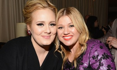 H Kelly Clarkson μιλάει ανοιχτά για το βάρος της με αφορμή την Adele!