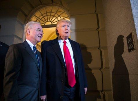 Trump Warns House Republicans