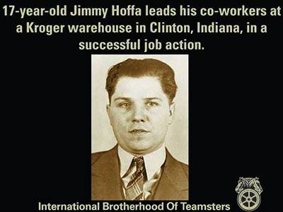 "Jimmy Hoffa's ""Strawberry Boys"" battle against …"
