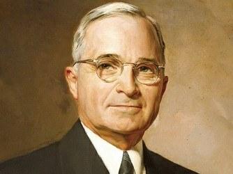 Harry Truman aide Richard E. Neustadt …