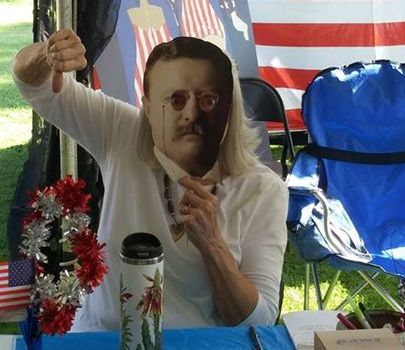 Teddy Roosevelt crossed party lines to help out at …