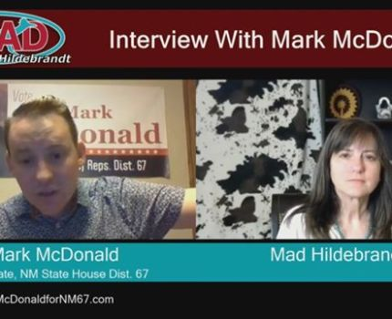 Get MAD with Mad Hildebrandt was live.
